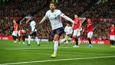 Манчестер Юнайтед – Ливерпуль – 1:1 – видео голов и обзор матча
