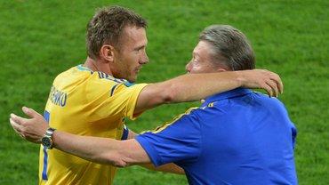 Блохин прокомментировал победу сборной Украины над Португалией, которая подарила команде Шевченко выход на Евро-2020