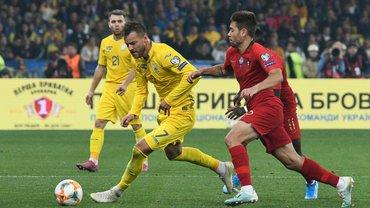 Ярмоленко розкішно осоромив двох гравців Португалії, навіть не торкнувшись м'яча – УЄФА відзначив гру українця