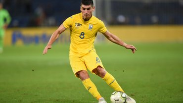 Маліновський потрапив у збірну УЄФА за підсумками тижня відбору до Євро-2020