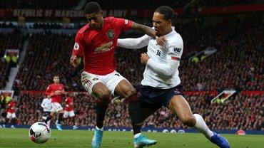 Манчестер Юнайтед не удержал победу над Ливерпулем – Клопп спасся, но впервые потерял очки и подпустил Гвардиолу