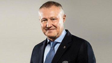 Суркис– об инциденте с Павелко: Ничего не комментирую, со мной все хорошо