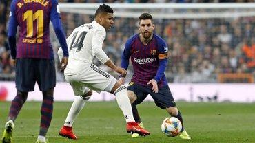 Барселона – Реал: Ель Класіко офіційно перенесли