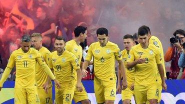 УЄФА назвав ключового та найперспективнішого гравців збірної України