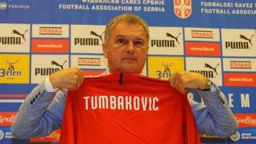 Тренер збірної Сербії: Україна дала нам шанс – диво може статись