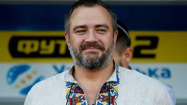 Павелко однозначно ответил на информацию о конфликте с Суркисом на матче Украина – Португалия