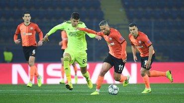 Шахтер  – Динамо Загреб – 2:2 – видео голов и обзор матча