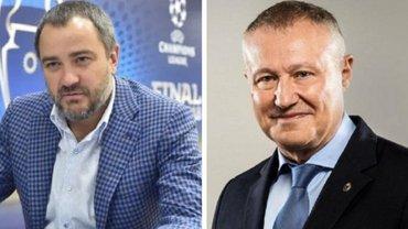 Суркис ответил на обвинения Динамо в неуплате налогов и информацию о драке с Павелко