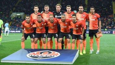 Шахтер – Динамо Загреб: стартовые составы на матч Лиги чемпионов