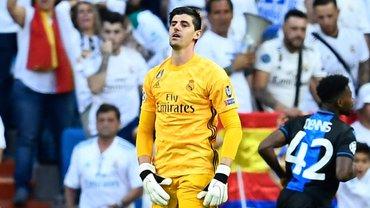 Реал нашел замену Куртуа – мадридцы готовят потрясающую сумму на нового голкипера