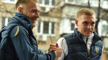 Збірна України зібралась у Києві перед матчами проти Естонії та Сербії – Мораєс в обоймі