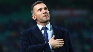 Шевченко определился относительно работы в Милане, – скаут