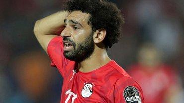 Салах исключен из состава сборной Египта