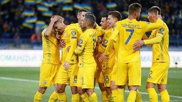 Украина – Эстония: ни один общенациональный канал не покажет матч вживую