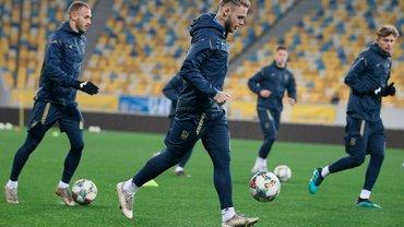 Украина U-21 – Дания U-21:онлайн-трансляция матча отбора Евро-2021 U-21