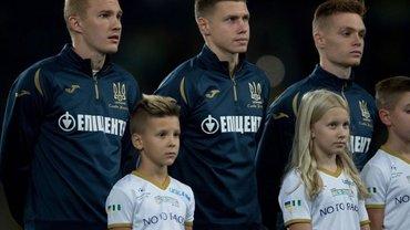 Украина – Эстония: анонс товарищескего матча