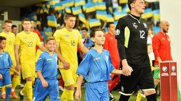 Украина – Эстония: Шевченко объявил официальную заявку на матч