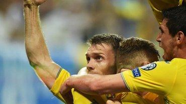 Сербия – Украина: онлайн-трансляция матча отбора Евро-2020