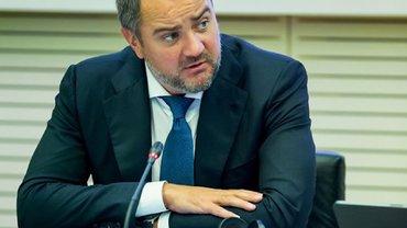 """Павелко і слідча комісія щодо корупції в УАФ: її створили голосами """"Слуги народу"""" та ОПЗЖ, Суркіс утримався"""