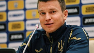 Украина U-21 – Дания U-21: послематчевая пресс-конференция Руслана Ротаня