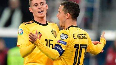 Німеччина та Австрія вийшли на Євро-2020, брати Азари нокаутували Росію, а Словенія з Вербічем втратила усі шанси
