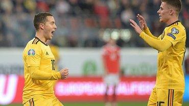 Россия – Бельгия – 1:4 – видео голов и обзор матча