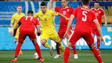 Сербія – Україна: Шевченко оголосив офіційну заявку на матч