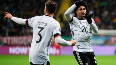 Німеччина розгромила Північну Ірландію у матчі відбору до Євро-2020 – шість голів Бундестім, Гнабрі оформив хет-трик