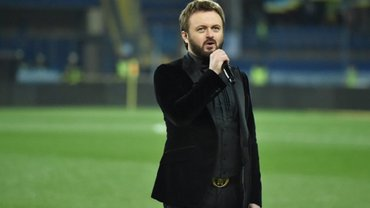 Дзідзьо виконуватиме гімн України перед матчами збірної на Євро-2020