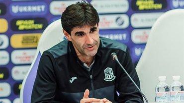 Вісенте Гомес назвав український клуб із найкращою філософією гри – це не Шахтар