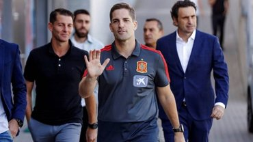Морено откровенно прокомментировал свою скандальную отставку с поста главного тренера сборной Испании