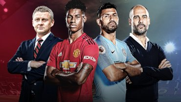Манчестер Сити – Манчестер Юнайтед: онлайн-трансляция матча АПЛ