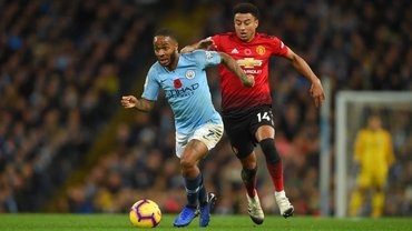 Манчестер Сити – Манчестер Юнайтед – 1:2 – видео голов и обзор матча