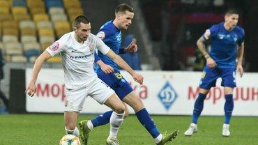 Динамо – Зоря – 1:2 – відео голів та огляд матчу