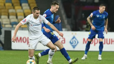 Динамо – Заря – 1:2 – видео голов и обзор матча