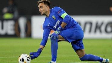 Найкращий сейв сезону у Лізі Європи – УЄФА в захваті від гри Паньківа у матчі з Вольфсбургом
