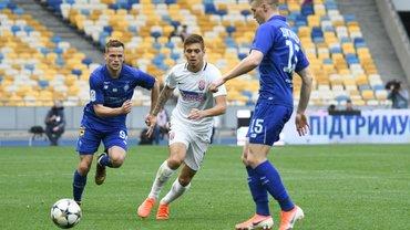 Динамо – Заря: онлайн-трансляция матча УПЛ