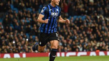 Маліновський шедевральним ударом забив дебютний гол за Аталанту в Серії А