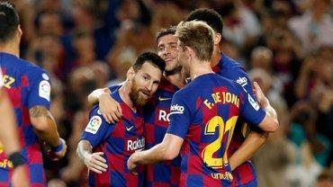 Барселона – Мальорка: стартові склади на матч Ла Ліги