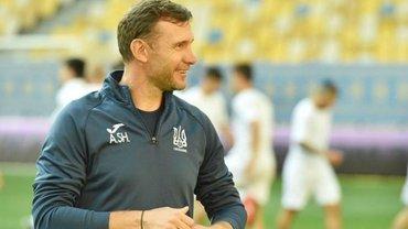 Шевченко назвав 5 гравців збірної України, які досягли найбільшого прогресу