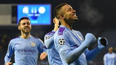 Динамо Загреб – Манчестер Сіті: шедевр господарів, хет-трик Жезуса та повернення Зінченка