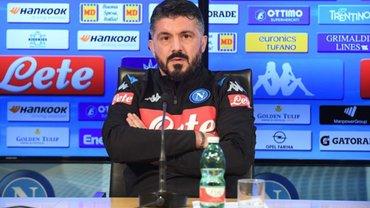 Гаттузо официально возглавил Наполи