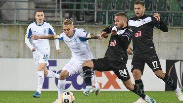 Динамо – Лугано: онлайн-трансляция матча Лиги Европы – как это было