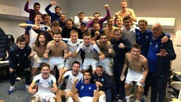 Динамо U-19 узнало потенциальных соперников в плей-офф Юношеской лиги УЕФА