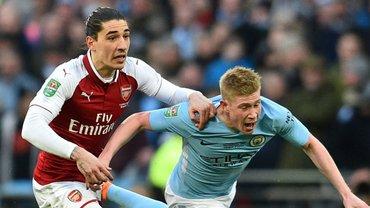 Арсенал – Манчестер Сіті – 0:3 – відео голів та огляд матчу