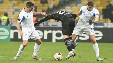 Динамо вперше з 2011 року не вийшло з групи Ліги Європи