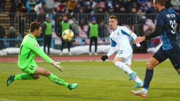 Динамо обіграло Десну в драматичному матчі УПЛ з незабитим пенальті – кияни зимуватимуть на 2-му місці