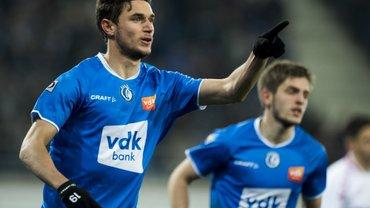 Яремчук с сентября почти вдвое вырос в цене – он вошел в топ-10 самых дорогих игроков чемпионата Бельгии