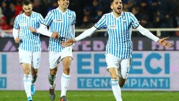 СПАЛ одержал победу над Аталантой: систематические проблемы в футболе бергамасков и усиление игры Малиновским