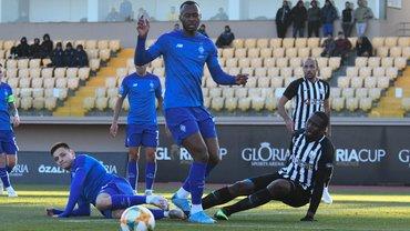 Динамо – Нефтчи – 2:1 – видео голов и обзор матча